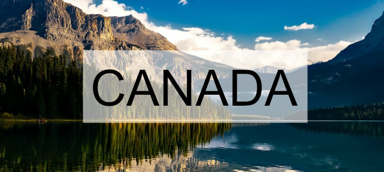 National Park in Canada