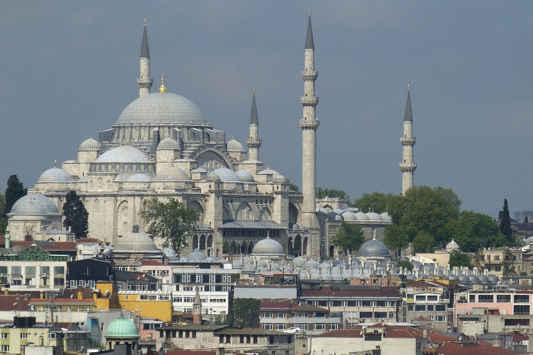 Golden horn Historic centre-Istanbul-889640-p