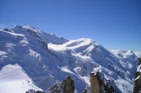 France & Switzerland Haute Route Hiking tour