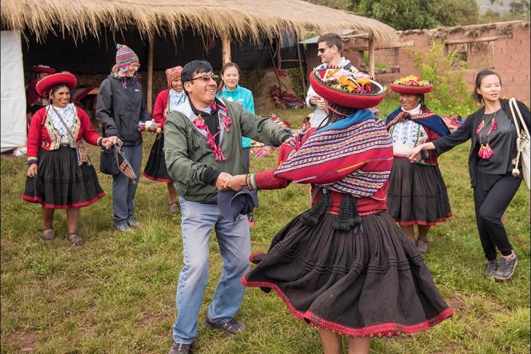 Machu Picchu Ollantaytambo Explore Peru & Bolivia Trip