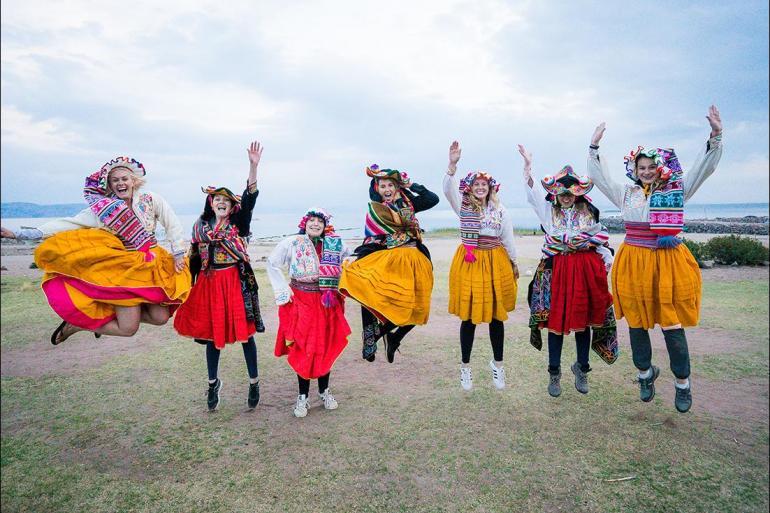 Aguas Calientes Cusco Real Peru to Bolivia Trip
