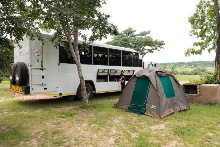 Safari Wildlife viewing Johannesburg to Zanzibar package