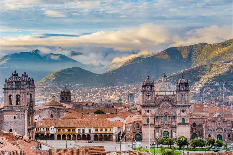 Ollantaytambo Palermo Peru, Bolivia & Argentina Adventure Trip