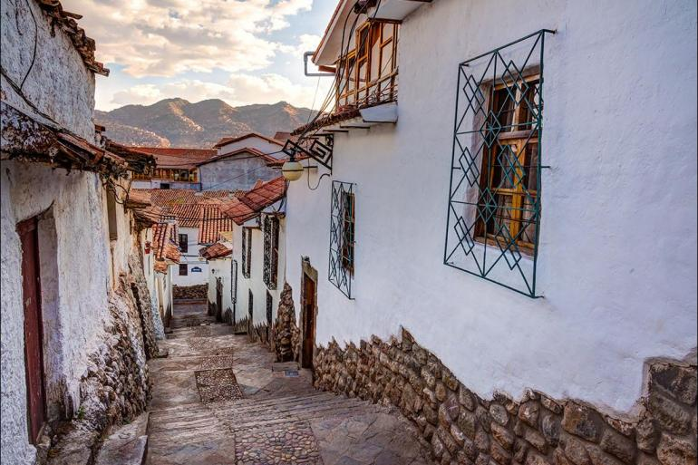 Puno San Francisco Peru, Bolivia & Argentina Adventure Trip