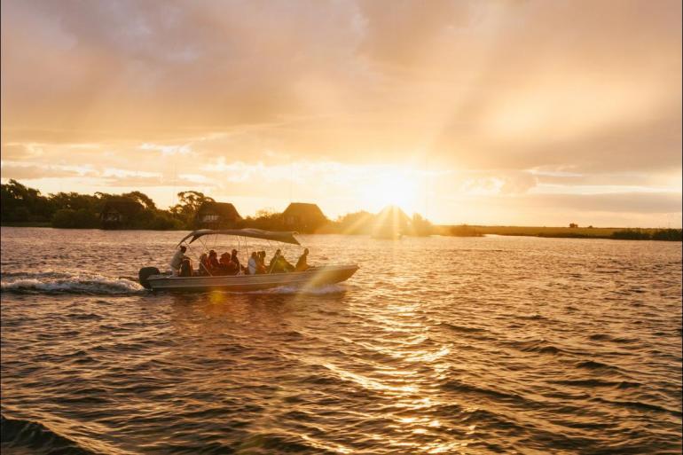Nature & Wildlife Land expedition Johannesburg to Zanzibar package