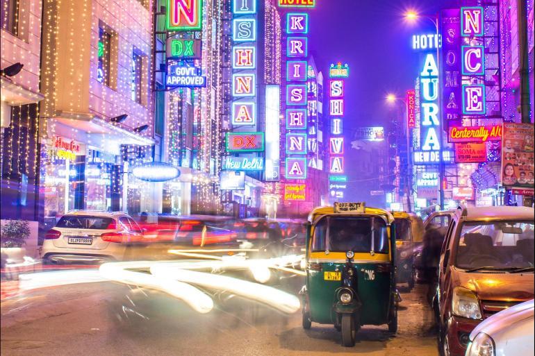 Delhi Jaipur Real Delhi to Kathmandu Trip