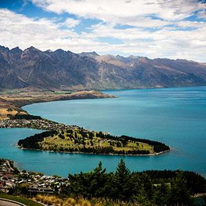 Highlights of New Zealand with Fiji tour