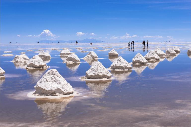 Aguas Calientes Cusco Cultures of Peru & Bolivia featuring a 2-night stay on the Uyuni Salt Flats Trip