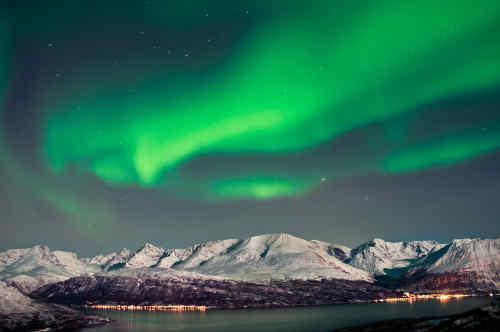 Land of Northern Lights tour