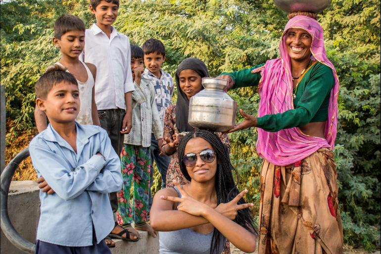 18 - 30's Culture Real Delhi to Kathmandu package