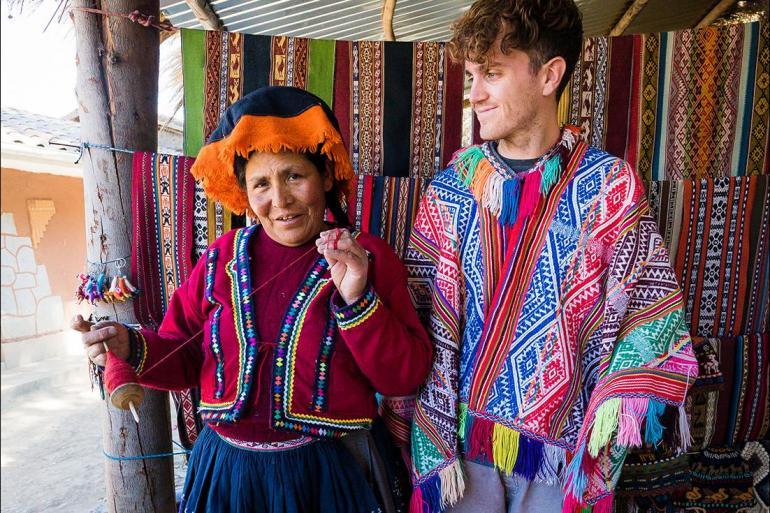 Inca Trail La Paz Real Peru Trip