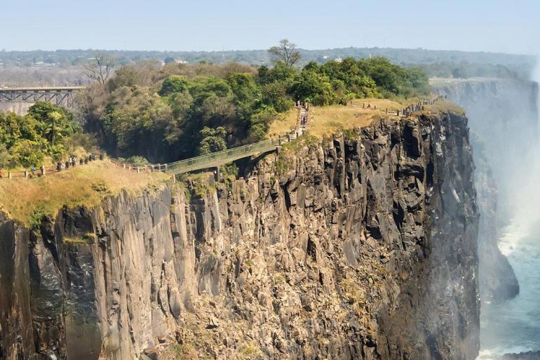 Johannesburg to Zanzibar tour