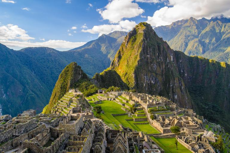 Cultures of Peru & Bolivia featuring a 2-night stay on the Uyuni Salt Flats tour
