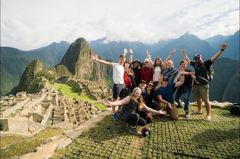 18 - 30's Culture Real Peru package