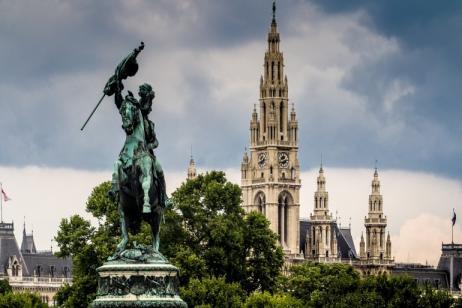 The Austria - Vienna Untour tour