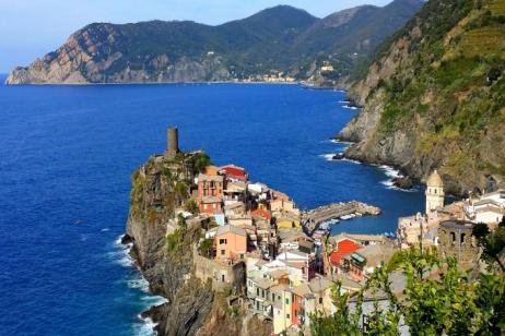 Genoa and The Cinque Terre Italy Walking Tour tour