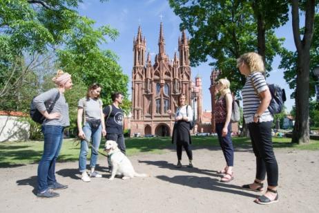 7 day around Lithuania adventure
