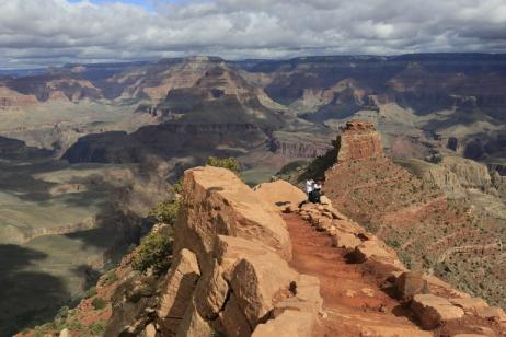 Grand Canyon Backpacking – South Rim tour