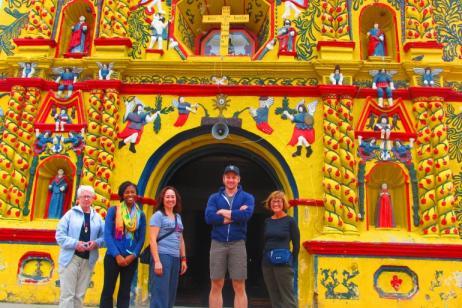 Guatemala Children of the Maya tour
