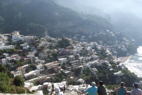 Italy Hiking – The Volcano Route & Amalfi Coast tour