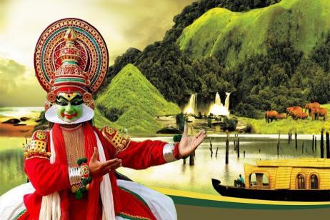 Tour To God's Own Country Kerala tour