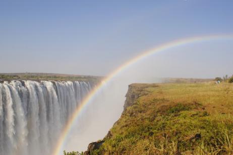 Safari Cruise & Victoria Falls tour