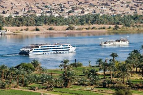 Ancient Egypt And Modern Dubai