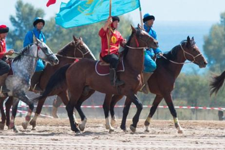 Kyrgyzstan Expedition - World Nomad Games