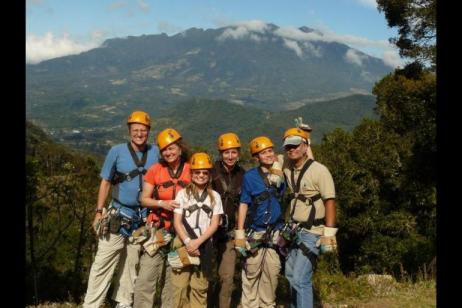 Panama Family Adventure tour