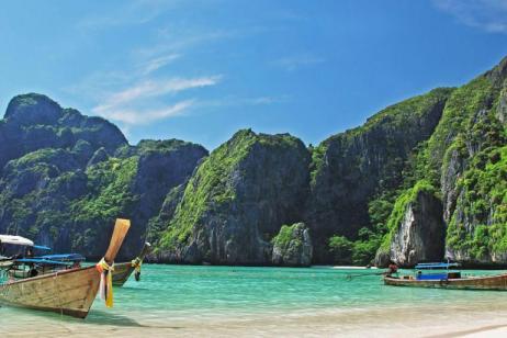 Islands Of Thailand & Singapore