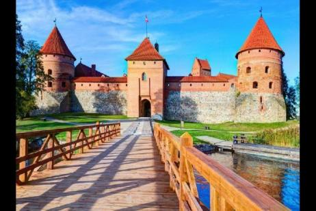 8-Day Discover Lithuania Tour Package tour