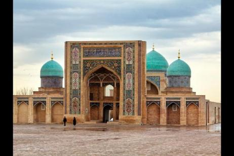 Wonders Of The Silk Road