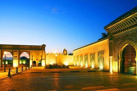 Imperial Cities Tour Ex Marrakesh tour