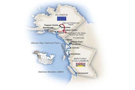 Grand Alaska 2018 tour