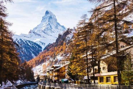3-Day Glacier Express Swiss Rail Holiday tour