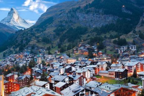 Switzerland and Austria Summer 2018