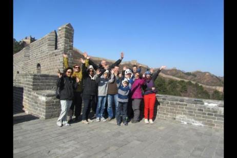 Family Beijing to Hong Kong