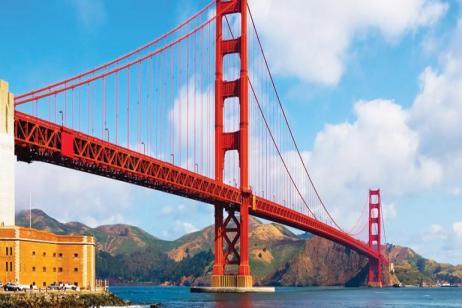 San Francisco to Chicago tour