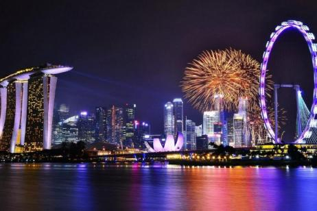 Crazy Rich Singapore Culture & Thailand Beaches