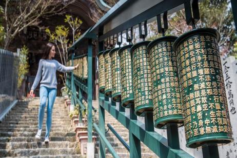 Japan on a Shoestring – Kyoto to Osaka