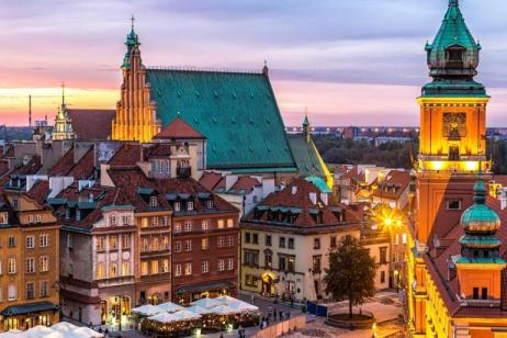 Pilgrimage to Poland summer 2018