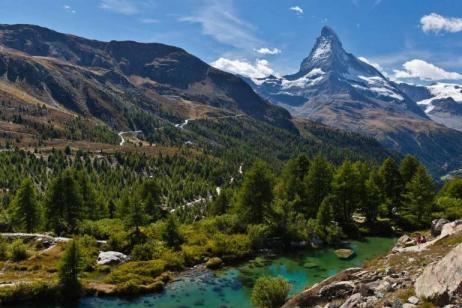 Contrasts of Switzerland Summer 2018