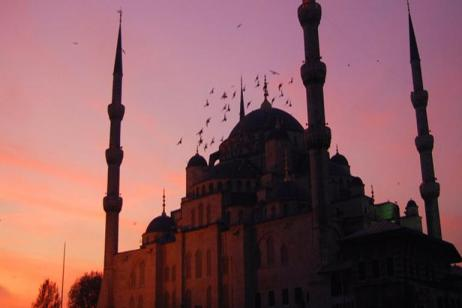 Xi'an to Istanbul Overland