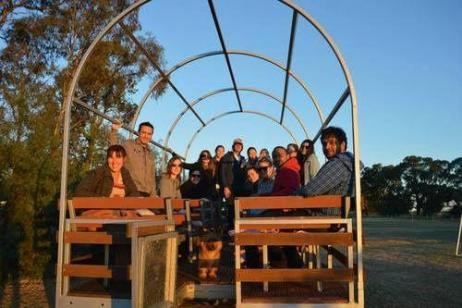 2-Day Australian High Country Farmstay Tour W/ Private Room: Melbourne to Sydney tour
