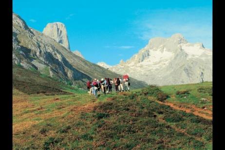 On Foot In The Picos De Europa