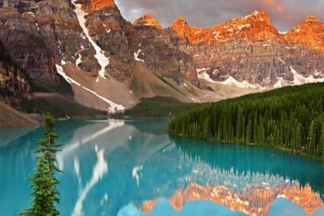 Canadas Rockies with Rocky Mountaineer Goldleaf Summer 2018