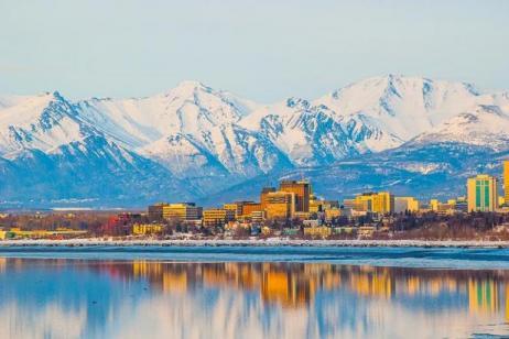 10 Day Alaska's Natural Beauty 2018 Itinerary