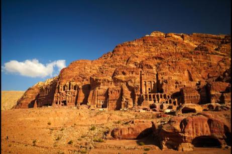 Petra & Wadi Rum by Bike