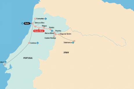 Portugal, Spain & the Douro