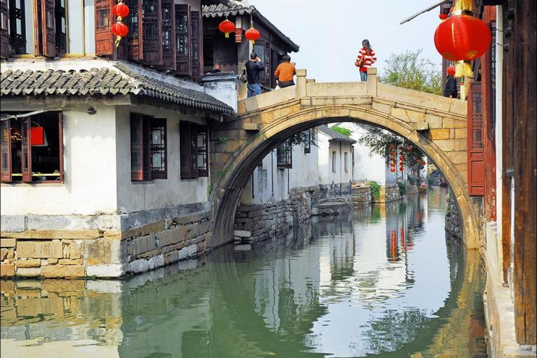 Beijing Shanghai China Highlights Trip